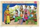 Đóng vai nhân vật Lang Liêu kể lại truyện Bánh chưng bánh giày