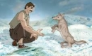 Hãy phân tích và nêu cảm nghĩ của em khi đọc Con chó Bấc trích tiểu thuyết Tiếng gọi nơi hoang dã của G. Lân-đơn