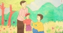 Em hãy nói lên cảm nghĩ về nhân vật Xi-mông sau khi đọc truyện Bố của Xi-mông