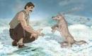 Phân tích và nêu cảm nghĩ khi đọc Con chó Bấc trích tiểu thuyết Tiếng gọi nơi hoang dã của G. Lân-đơn