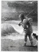 Phân tích và nêu cảm nghĩ về nhân vật Rô-bin-xơn trong đoạn Rô-bin-xơn ngoài đảo hoang