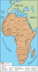 Hiện nay các nước châu Phi đang gặp những khó khăn gì trong công cuộc phát triển kinh tế, xã hội đất nước ?
