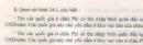 Bài 1 trang 108 sgk địa lí 7