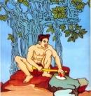 Cảm nhận về truyện cổ tích Thạch Sanh