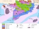 Hãy cho biết các loại đất chính ở Đồng bằng sông Cửu Long và sự phân bố của chúng (SGK trang 125).