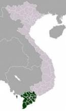Hãy xác định phạm vi lãnh thổ và nêu ý nghĩa vị trí địa lí của Đồng bằng sông Cửu Long (trang 125, SGK).