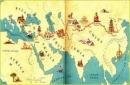 Các tiểu vương quốc đầu tiên đã được hình thành bao giờ và ở khu vực nào trên đất nước Ấn Độ ?