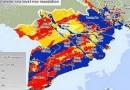 Nam Trung Bộ và Nam Bộ là miền nhiệt đới gió mùa nóng quanh năm, mùa đông khô sâu sắc