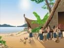 Em hãy điểm lại những nét chính trong đời sống vật chất và tinh thần của cư dân Văn Lang qua nơi ở, ăn mặc, phong tục, lễ hội, tín ngưỡng.