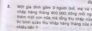 Bài 2 trang 21 sgk toán lớp 5