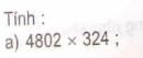 Bài 1 trang 162 sgk toán 5