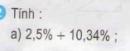 Bài 2 trang 165 sgk toán 5