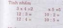 Bài 1, bài 2, bài 3, bài 4 Tiết 9 trang 10 sgk Toán 3