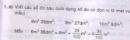 Bài 1, 2 trang 28 sgk toán 5
