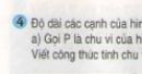 Bài 3, bài 4 Tiết 34 trang 44 sgk Toán 4