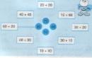 Bài 1, bài 2, bài 3, bài 4 trang 130 sgk toán lớp 1
