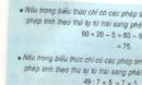 Bài 1, bài 2  bài 3 Tiết 78 trang 79 sgk Toán 3