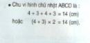 Lý thuyết, bài 1, bài 2,  bài 3 Tiết 86 trang 87 sgk Toán 3