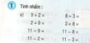 Bài 1, 2, 3, 4 trang 48 sgk toán 2