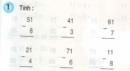 Bài 1, 2, 3, 4 trang 49 sgk toán 2