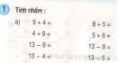 Bài 1, 2, 3, 4 trang 57 sgk toán 2