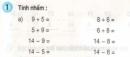 Bài 1, 2, 3, 4 trang 61 sgk toán 2
