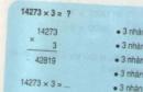 Lý thuyết, bài 1, bài 2, bài 3 Tiết 150 trang 161 sgk Toán 3