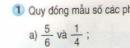 Bài 1, bài 2, bài 3 Tiết 104 trang 117 sgk Toán 4