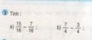 Bài 1, bài 2, bài 3 Tiết 118 trang 129 sgk Toán 4