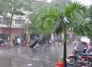 Bạn Quỳnh Liên làm bài văn tả quang cảnh sau cơn mưa