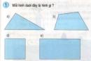 Bài 1, 2, 3 trang 85 sgk toán 2