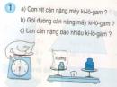 Bài 1, 2 trang 86 sgk toán 2