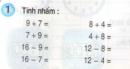 Bài 1, 2, 3, 4, 5 trang 82 sgk toán 2