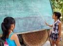 Soạn bài Cô giáo tí hon trang 17 SGK Tiếng Việt 3 tập 1