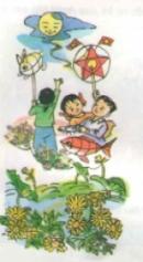 Luyện từ và câu: So sánh trang 42 SGK Tiếng Việt tập 1