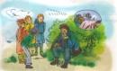 Chính tả: Các em nhỏ và cụ già trang 63 SGK Tiếng Việt tập 1