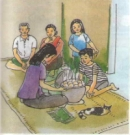 Soạn bài Chõ bánh khúc của dì tôi trang 91 SGK Tiếng Việt 3 tập 1
