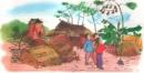 Tập làm văn: Kể về người hàng xóm trang 68 SGK Tiếng Việt tập 1