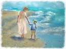 Niềm vui nhỏ của một bà mẹ thương con