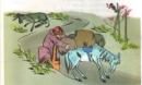 Luyện từ và câu: Ôn tập từ chỉ hoạt động, trạng thái trang 58 SGK Tiếng Việt tập 1
