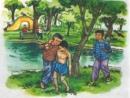 Kể chuyện bài Đôi bạn trang 132 SGK Tiếng Việt 3 tập 1
