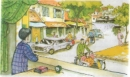 Tập làm văn: Viết về thành thị, nông thôn trang 147 SGK Tiếng Việt 3 tập 1