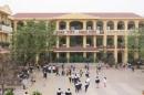 Tả quang cảnh trường em trước buổi học
