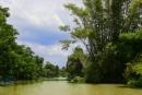 Tả con sông quê em bài 2