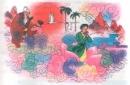 Luyện từ và câu: dấu hai chấm trang 22 SGK Tiếng Việt 4 tập 1