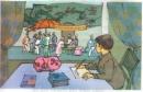 Chính tả (Nghe - viết): Cháu nghe câu chuyện của bà trang 26 SGK Tiếng Việt 4 tập 1