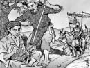 Tập làm văn: Nghe và kể lại câu chuyện chàng trai làng phù Ủng trang 12 SGK Tiếng Việt 3 tập 2