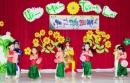 Tập làm văn: Kể lại một buổi biểu diễn nghệ thuật trang 48 SGK Tiếng Việt 3 tập 2