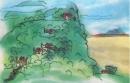 Soạn bài Phong cảnh đền Hùng trang 68 SGK Tiếng Việt lớp 5 tập 2