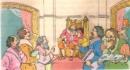 Luyện từ và câu: Câu kể: Ai làm gì trang 166 SGK Tiếng Việt 4 tập 1